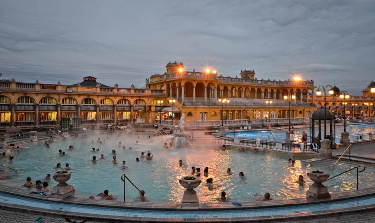 Széchenyi Baths 4